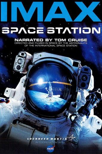Uzay İstasyonu 3D