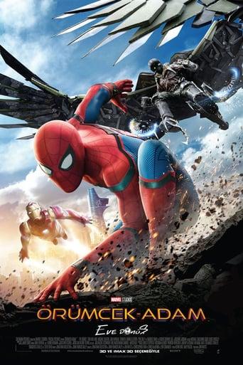 Örümcek Adam: Eve Dönüş poster