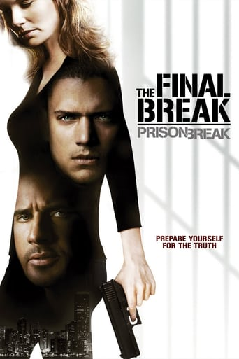Prison Break: Son Kaçış poster