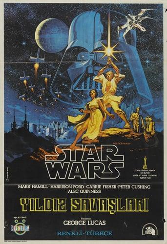 Yıldız Savaşları: Yeni Umut poster