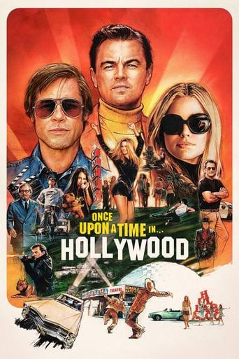 Bir Zamanlar Hollywood'da poster