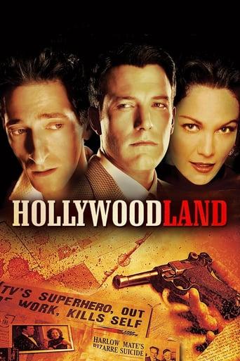 Hollywood Ülkesi poster