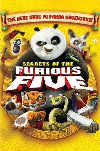 Kung Fu Panda: Öfkeli Beşli'nin Sırları