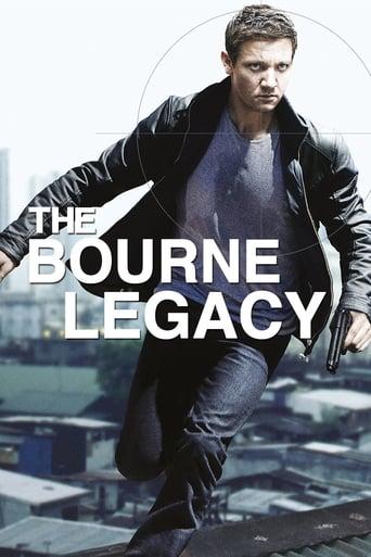 Bourne'un Mirası poster