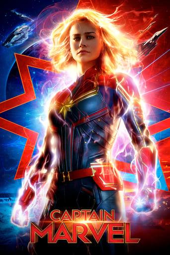 Kaptan Marvel poster