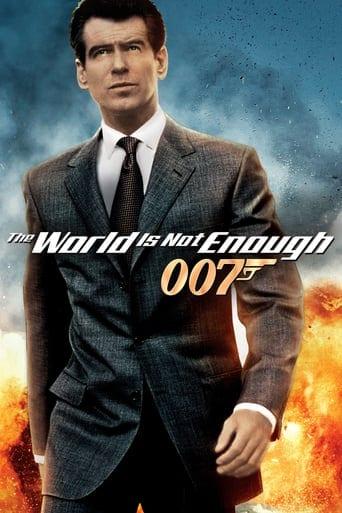 James Bond: Dünya Yetmez poster
