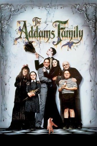 Addams Ailesi poster