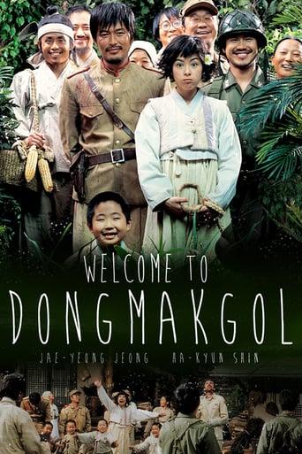 Dongmakgol'a Hoşgeldiniz