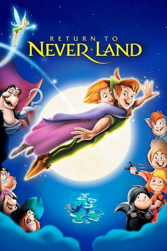 Peter Pan Varolmayan Ülke'de