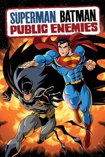 Süper Adam ve Yarasa Adam: Halk Düşmanları poster