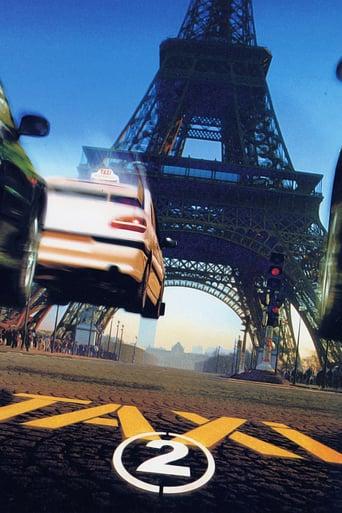 Taksi 2 poster