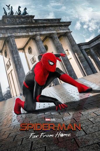 Örümcek Adam - Evden Uzakta poster