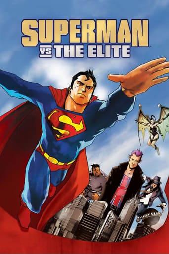 Superman Elite Karşı poster