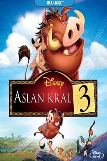 Aslan Kral 3 poster
