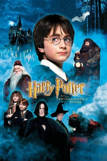 Harry Potter ve Felsefe Taşı poster
