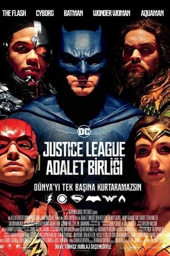 Justice League: Adalet Birliği poster