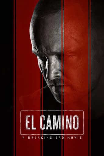 El Camino A Breaking Bad poster