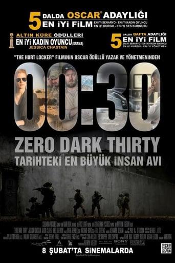 00:30 – Zero Dark Thirty