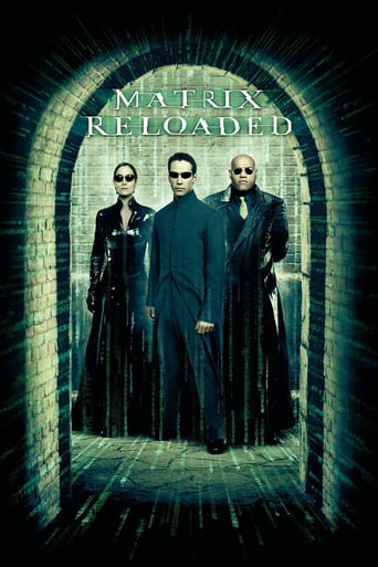 Matrix Reloaded poster