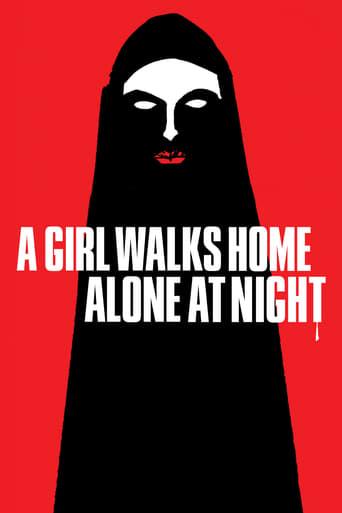 Gece Yarısı Sokakta Tek Başına Bir Kız poster