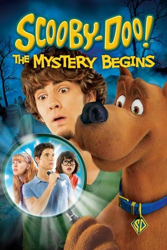 Scooby Doo ! Gizem Başlıyor poster