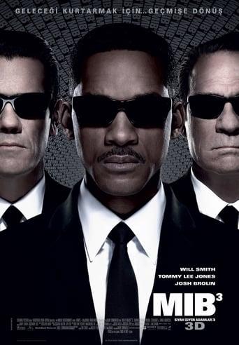 Siyah Giyen Adamlar 3 poster