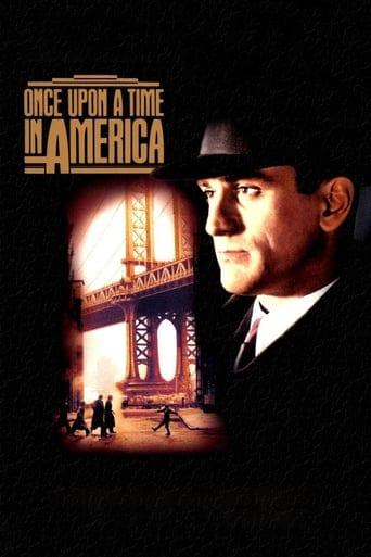 Bir Zamanlar Amerika poster