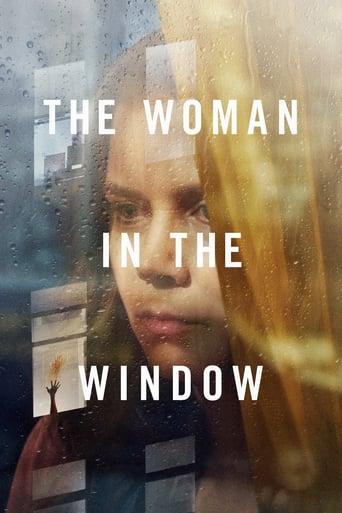 Penceredeki Kadın poster