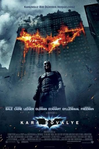 Kara Şövalye poster