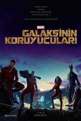 Galaksinin Koruyucuları poster