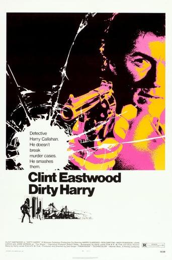 Kirli Harry poster