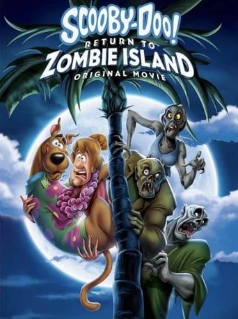 Scooby Doo! Return to Zombie Island poster