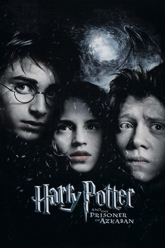 Harry Potter ve Azkaban Tutsağı poster