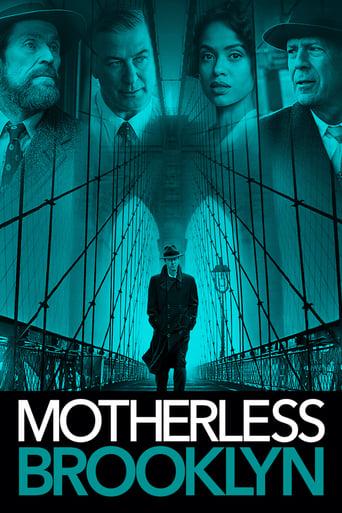 Öksüz Brooklyn poster