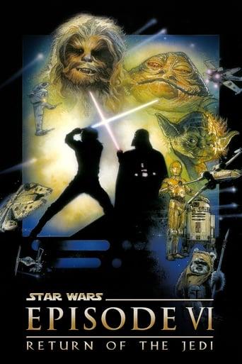 Yıldız Savaşları: Jedi'nin Dönüşü poster
