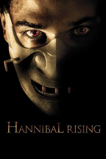 Hannibal Doğuyor poster