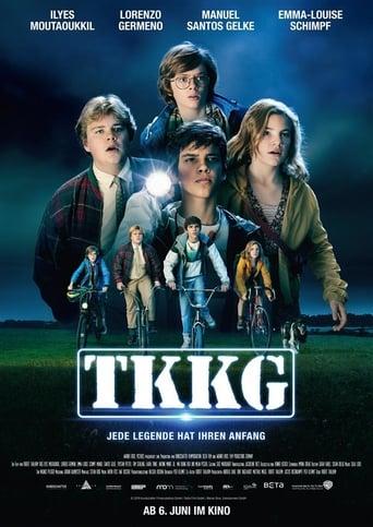TKKG poster