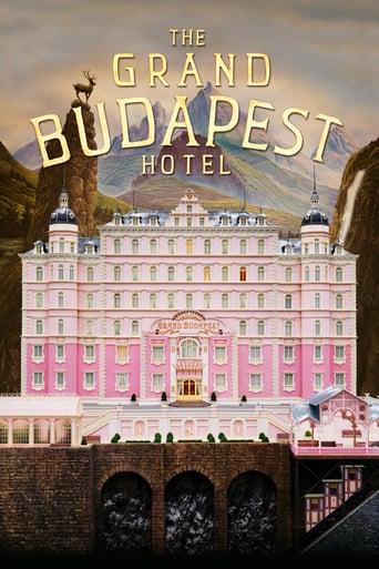 Büyük Budapeşte Oteli poster