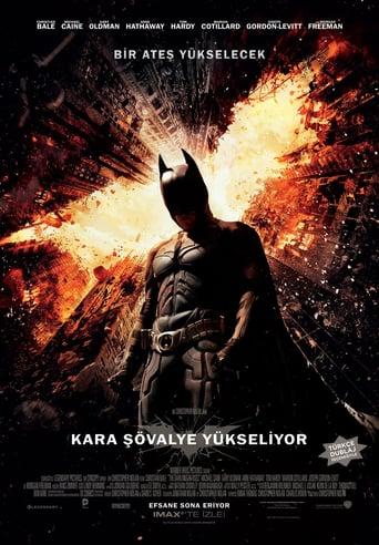 Kara Şövalye Yükseliyor poster