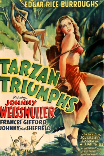 Tarzan'ın Zaferi
