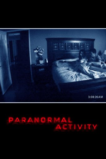 Paranormal Olay poster