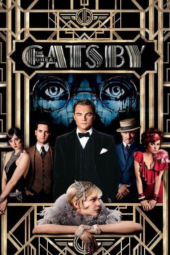 Muhteşem Gatsby poster
