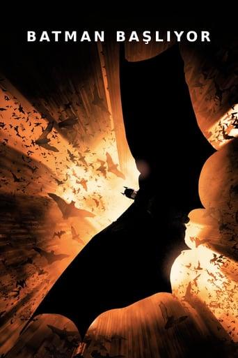 Batman Başlıyor poster