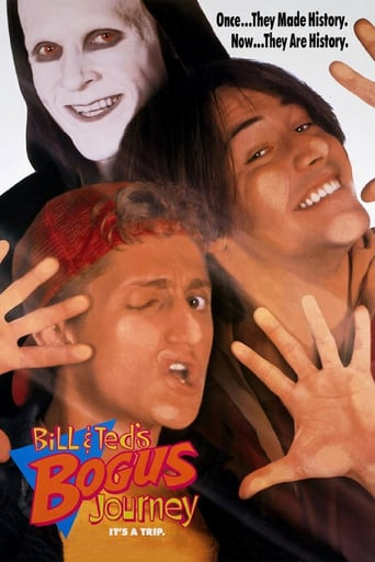 Bill ve Ted'in Maceraları 2