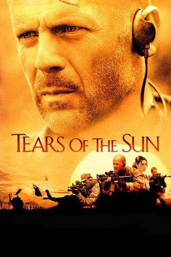 Güneşin Gözyaşları poster
