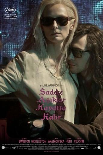 Sadece Aşıklar Hayatta Kalır poster