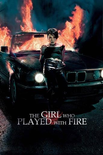 Ateşle Oynayan Kız poster