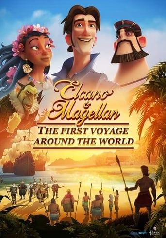 Elcano & Magellan: The First Voyage Around the World poster