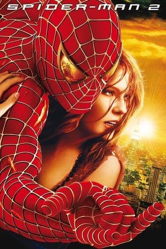 Örümcek Adam 2 poster