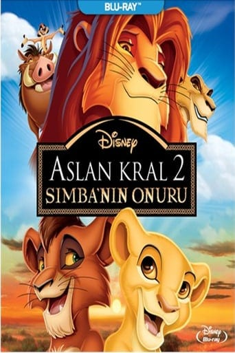 Aslan Kral 2: Simba'nın Onuru poster